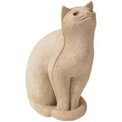 "Cat Sculpture ""Secrets of the 1970s"""