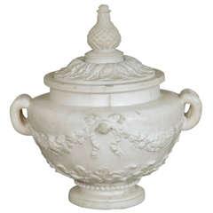 18th Century Grand Tour Vase