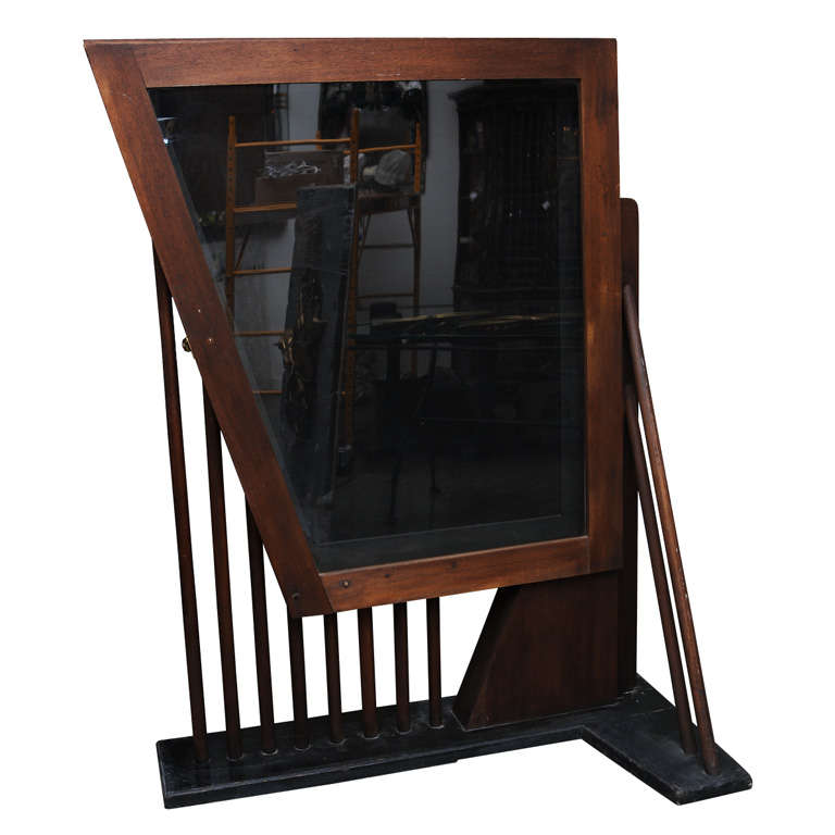 1950 S Wood Furniture ~ S wooden movie marquis at stdibs