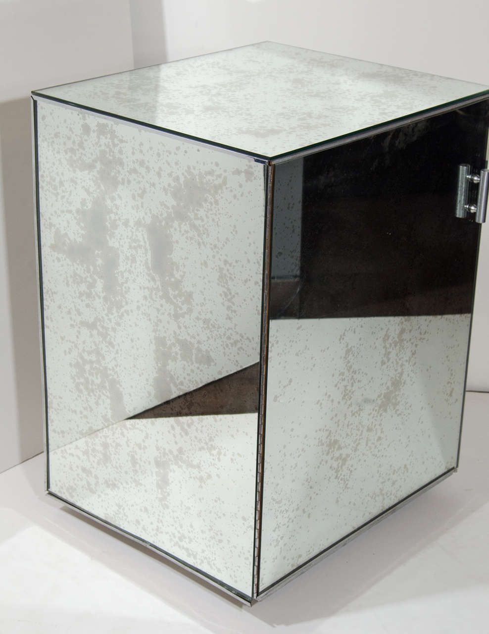 Mirror Rare Art Deco Vanity Table and Desk  For Sale
