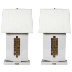 Pair of Table Lamps by Christian Kreckels