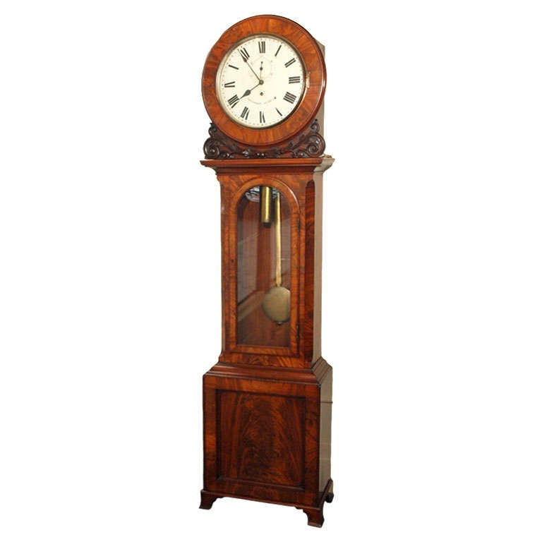 dating scottish longcase clocks Explore longcase & grandfather clocks and other rare antique clocks for sale from  top dealers at online galleries, the uk's  small scottish oak longcase clock.