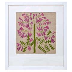 Botanical Handmade Textile