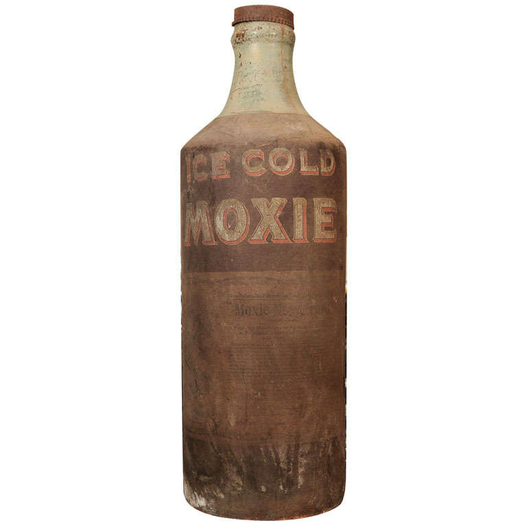 """""""Ice Cold Moxie"""" Trade Sign"""