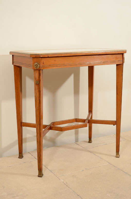 19th Century Continental Ash Table 4