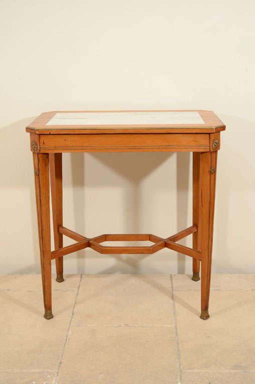 19th Century Continental Ash Table 2