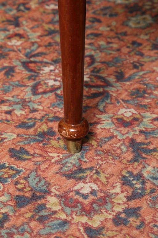 Jules Leleu Rectangular Coffee Table For Sale 1