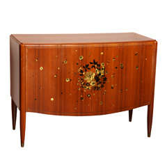 Fine Art Deco Sideboard by Jules Leleu