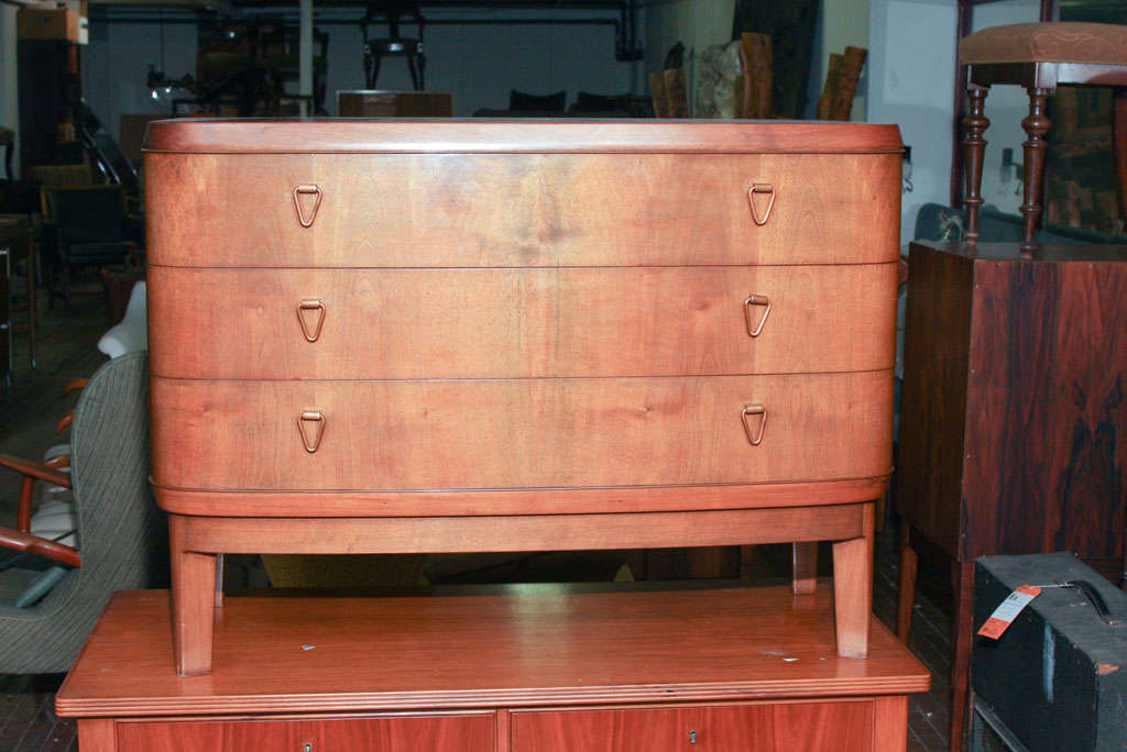 Danish 1950s Chest of Drawers 2