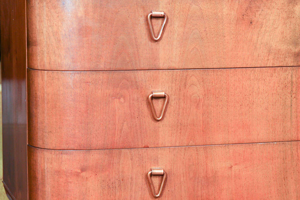 Danish 1950s Chest of Drawers 6
