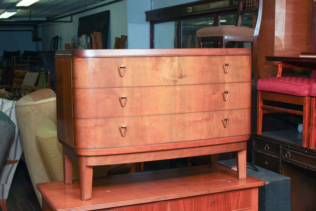 Danish 1950s Chest of Drawers 10