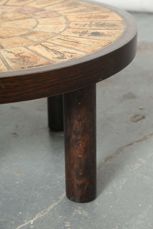 Coffee Table by Roger Capron with