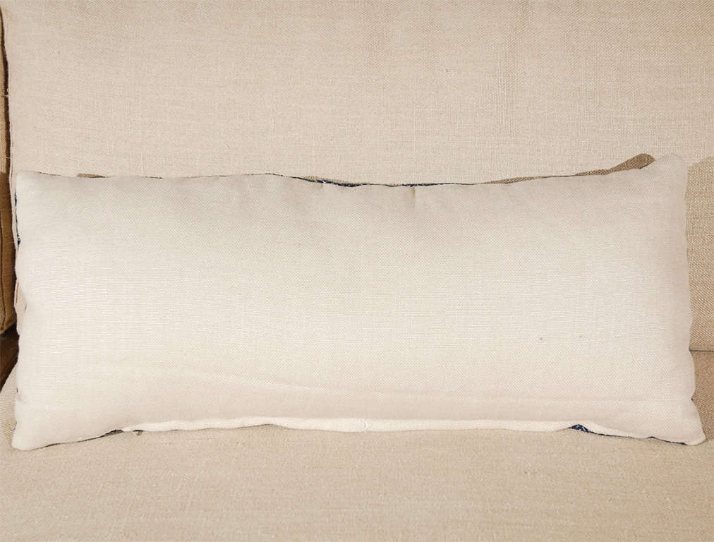 Down African Textile Bolster