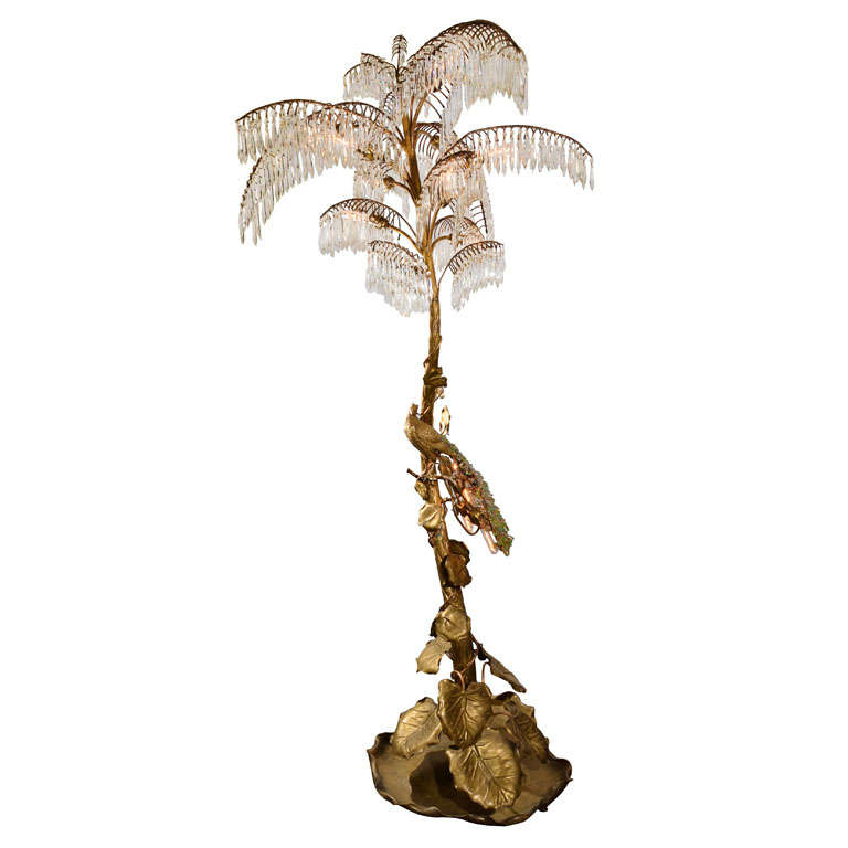 1930 39 s hollywood regency style floor lamp at 1stdibs for 1930 floor lamps