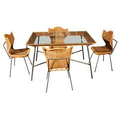 Louis Sognot Dining Set