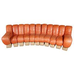 De Sede Non-Stop Sofa