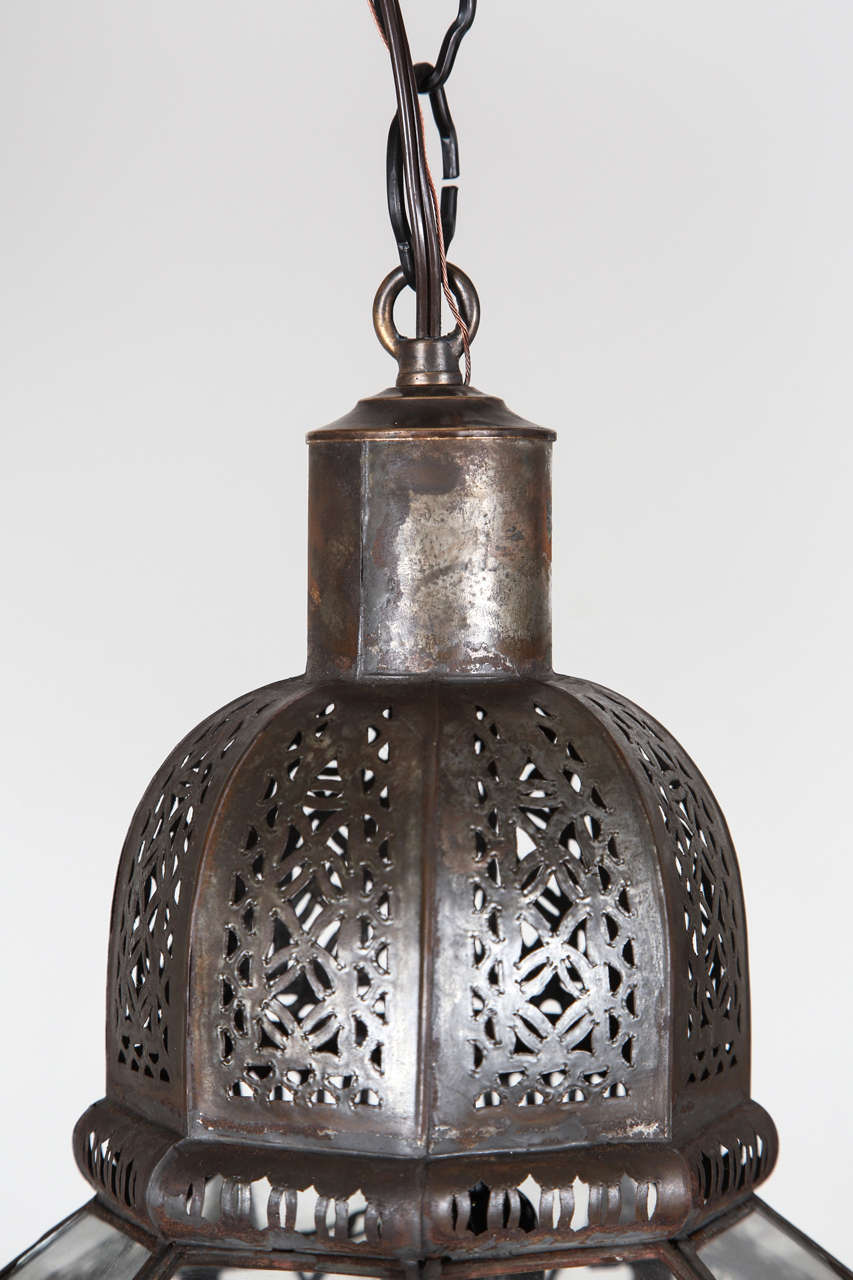 Large Moroccan Star Shape Light Fixture At 1stdibs