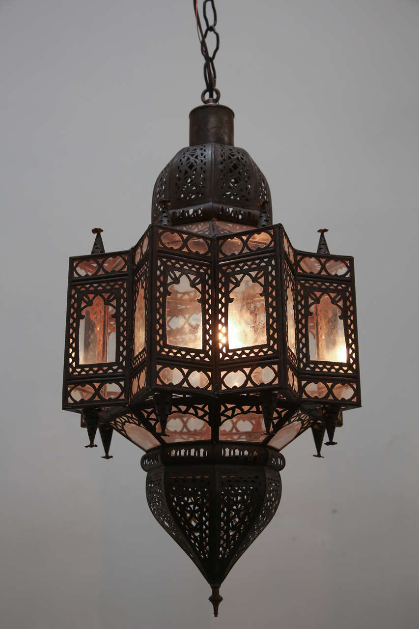 Moroccan chandeliers moroccan lighting fixtures large moroccan moroccan chandeliers moroccan lighting fixtures large moroccan shape light fixture at 1stdibs arubaitofo Image collections