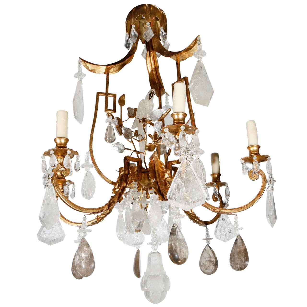 Ornate Italian Chandelier For Sale at 1stdibs