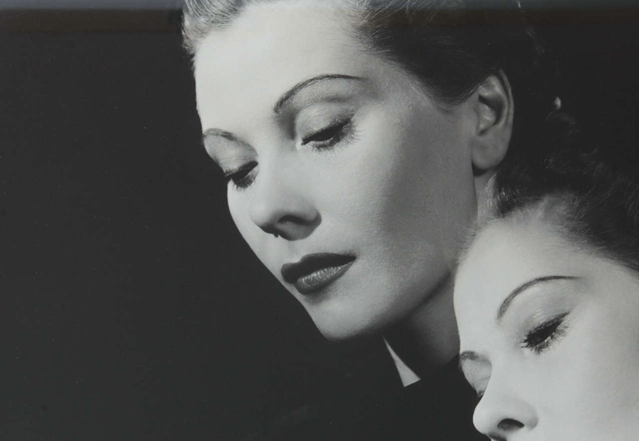 George Platt Lynes 1930s Photograph of Princess Natalie Paley In Good Condition For Sale In New York, NY