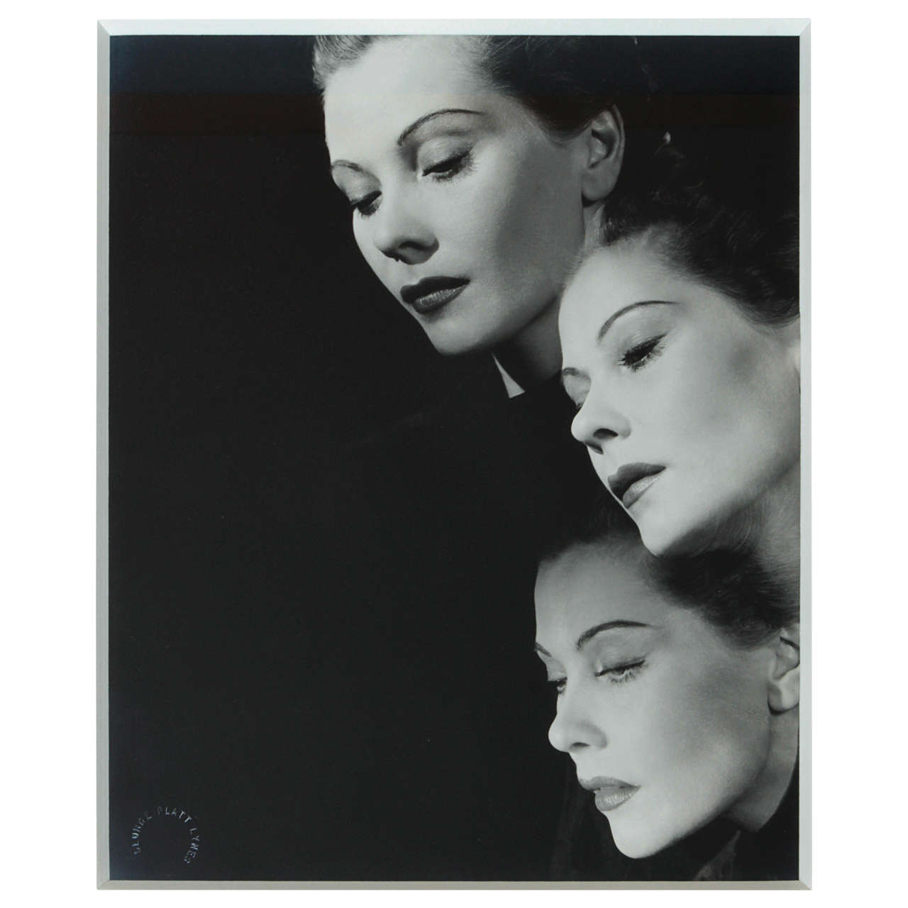 George Platt Lynes 1930s Photograph of Princess Natalie Paley For Sale
