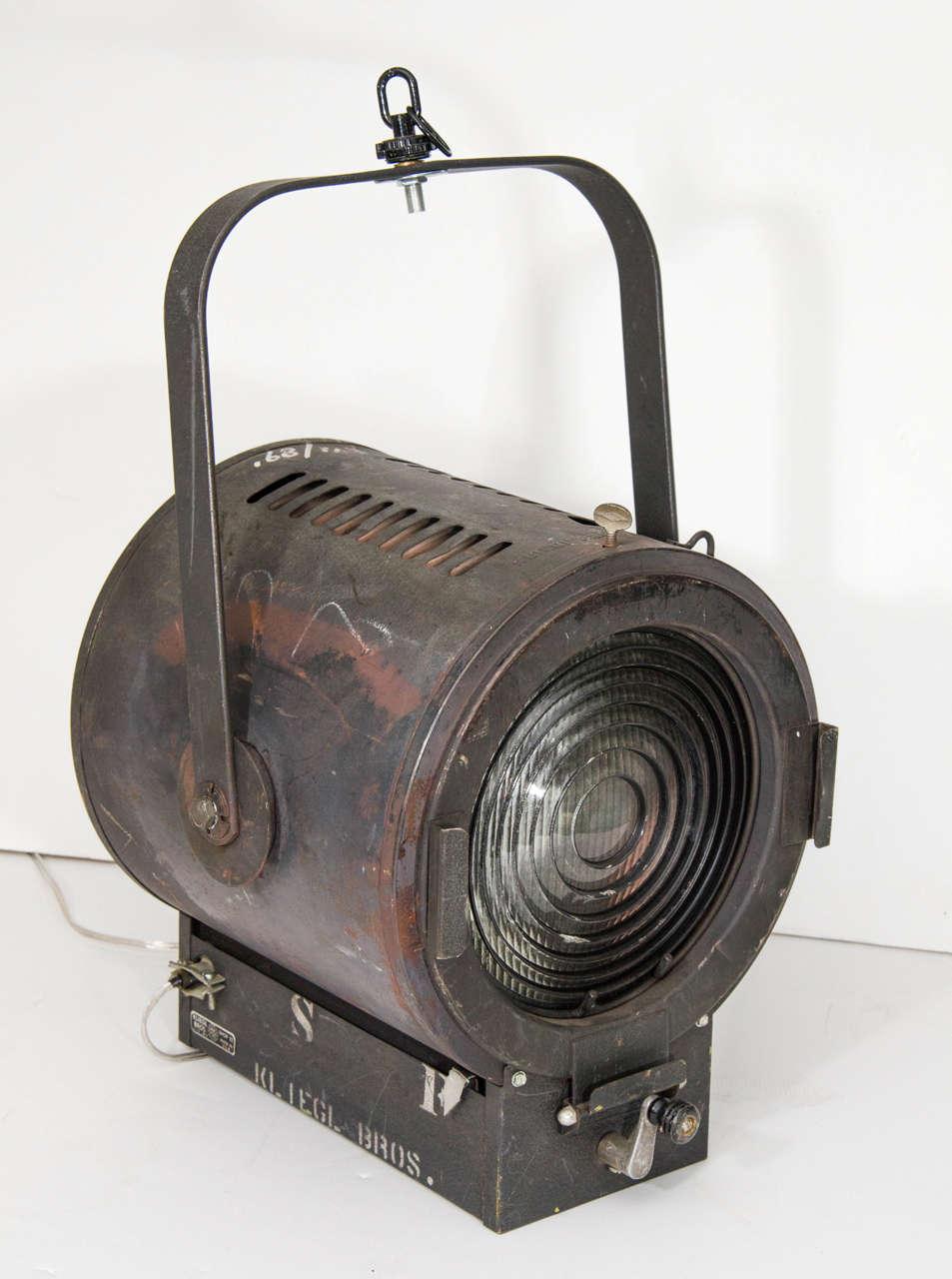 Usa Klieg Light For Sale At 1stdibs