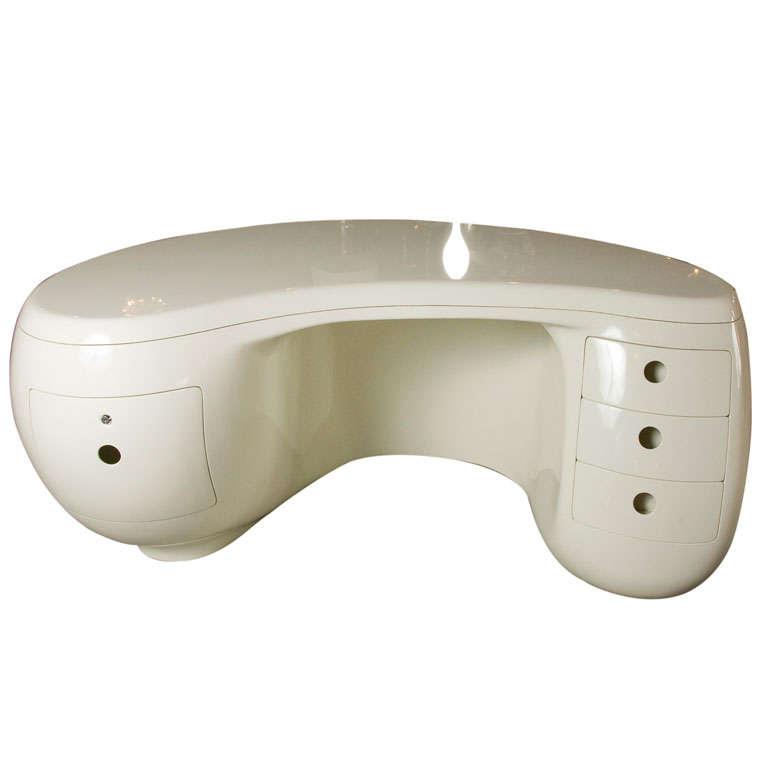 Maurice Calka Boomerang Desk 1