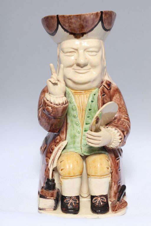Winston Churchill Toby Jug image 3