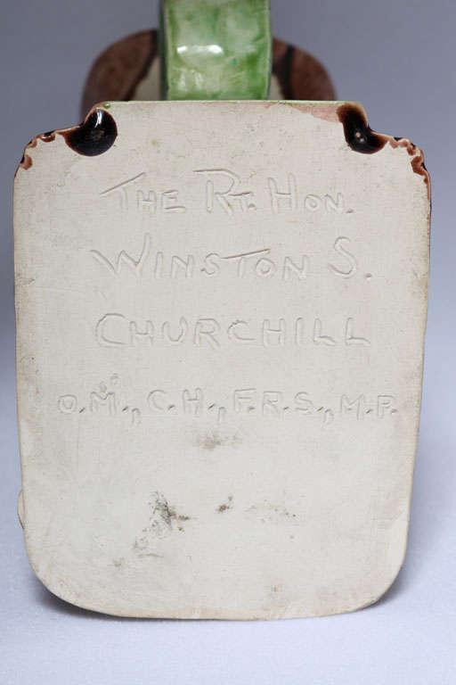 Winston Churchill Toby Jug image 9