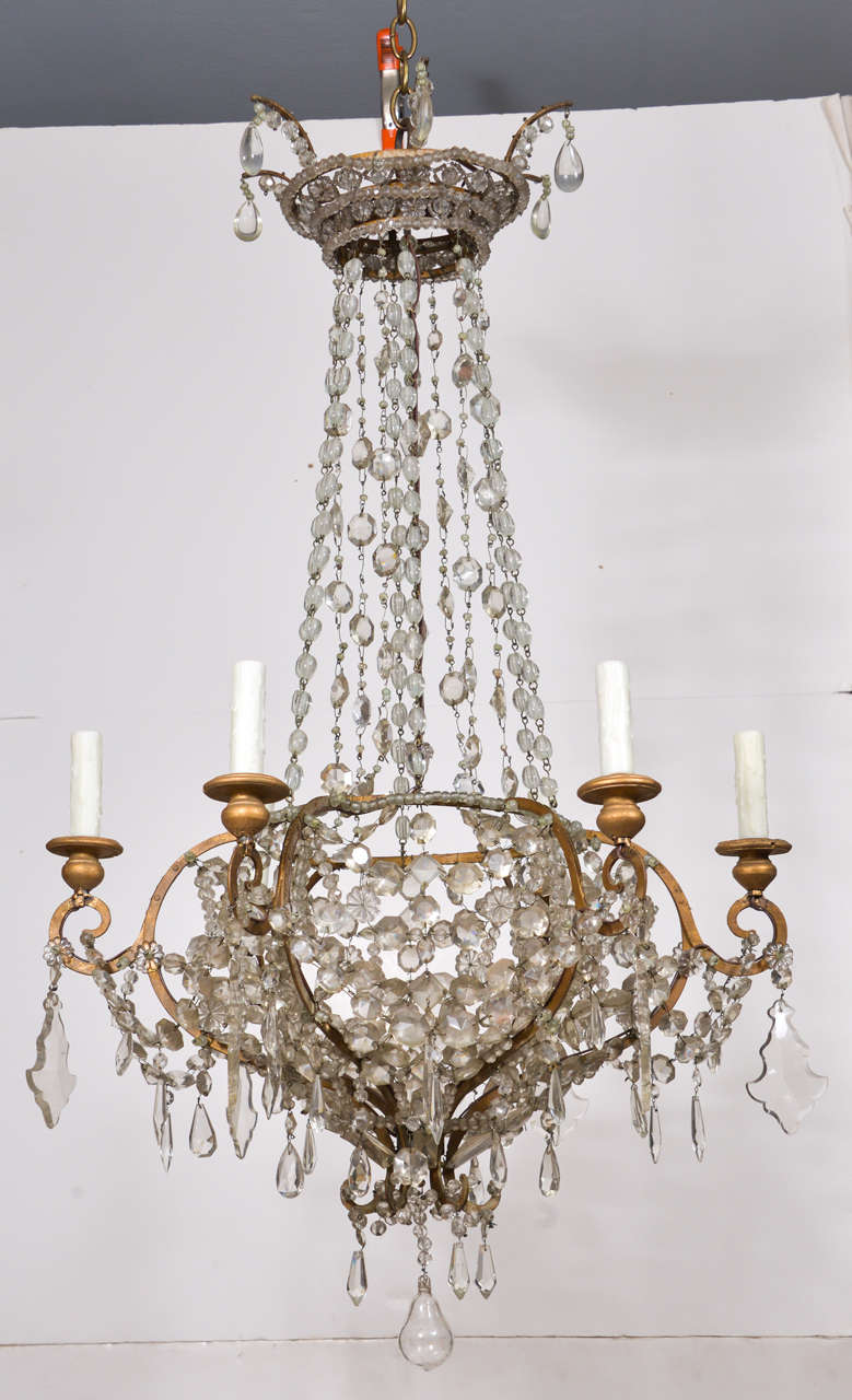 Fabulous French Chandelier For Sale At 1stdibs