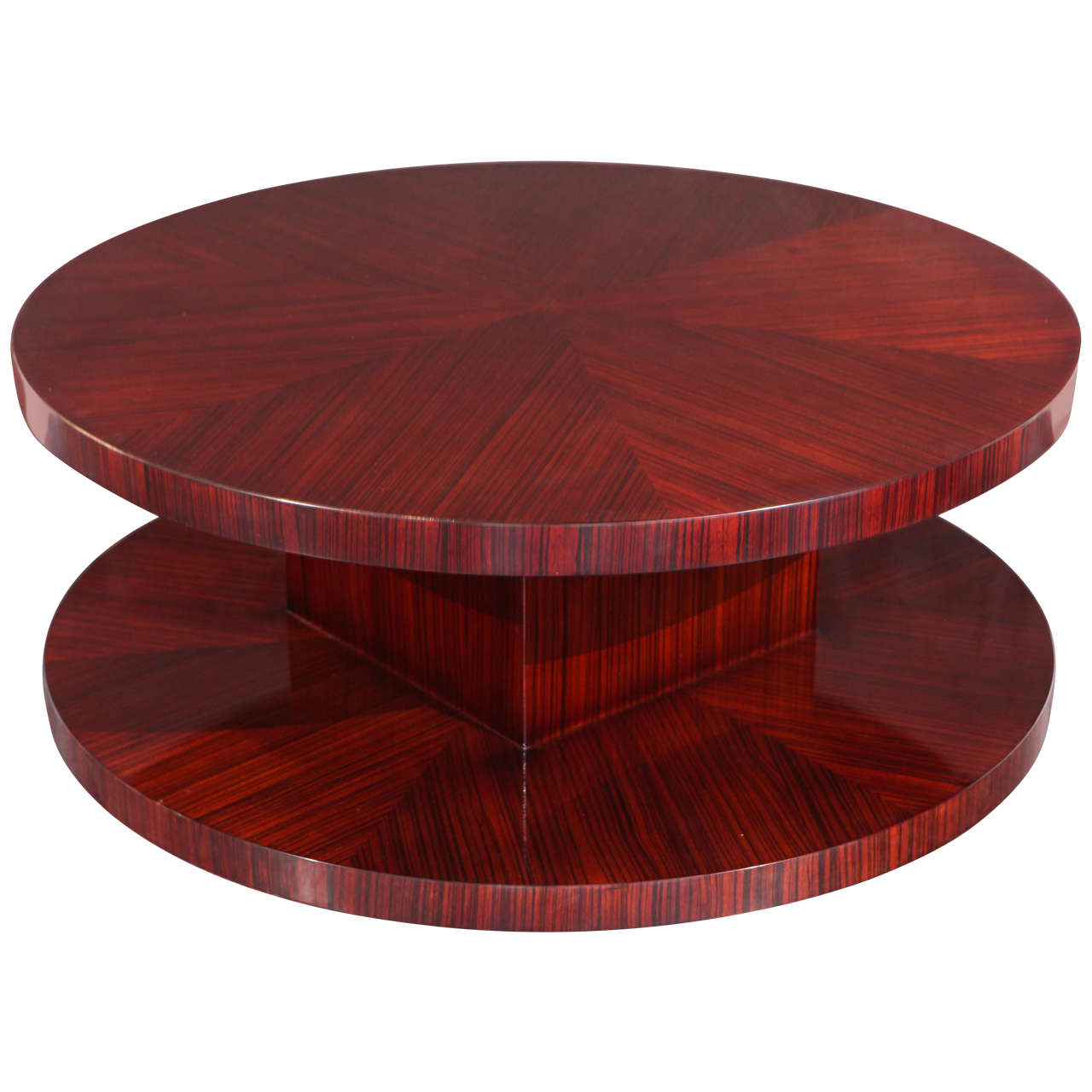 Gentil Classic Lazy Susan Coffee Table For Sale