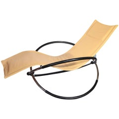 Modernist Italian Chaises Longue