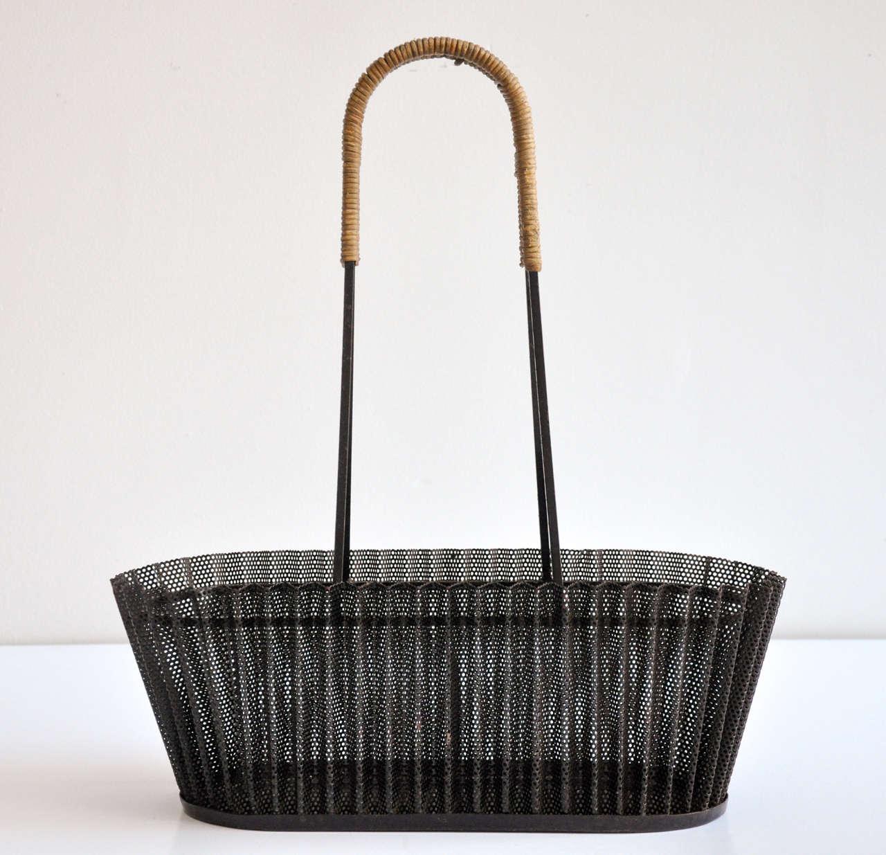 mathieu mategot rigitulle bottle holder at 1stdibs. Black Bedroom Furniture Sets. Home Design Ideas