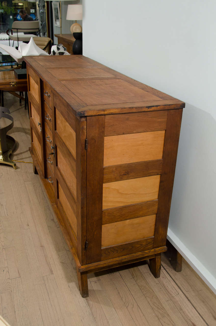 Rustic French Sideboard 7