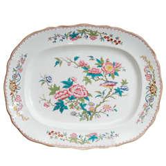 Large Minton Platter