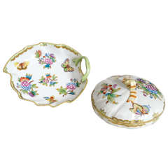 Herend Candy Dishes