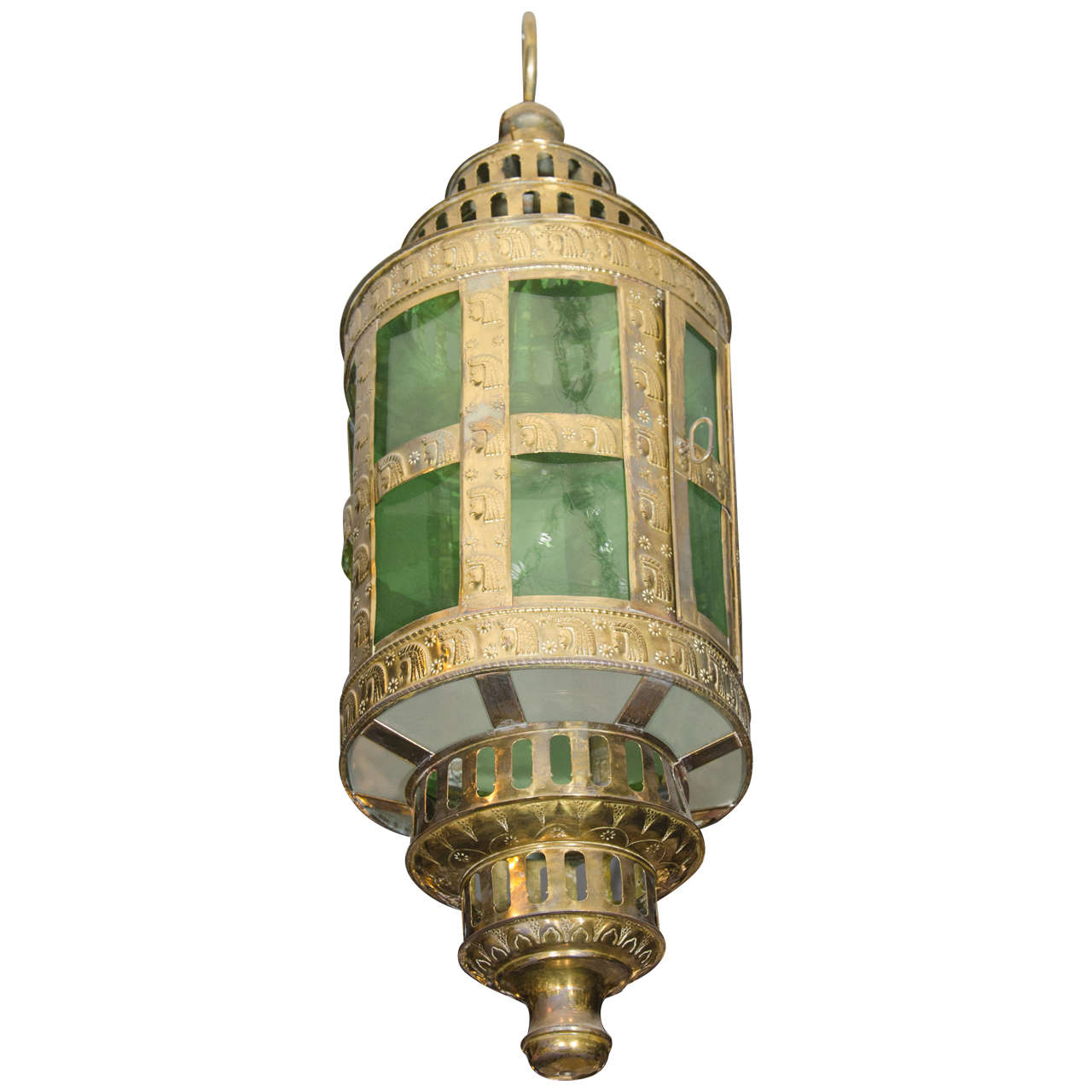 Antique Ship's Lantern For Sale at 1stdibs