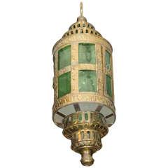 Antique Ship's Lantern