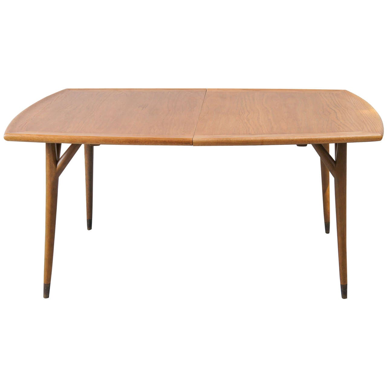 Mid century dining table by jack van der molen at 1stdibs for Furniture jack