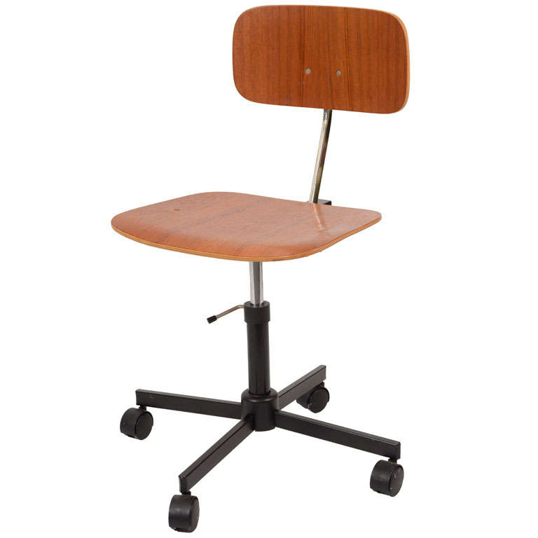 danish kevi desk chair at 1stdibs