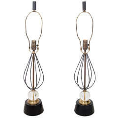 Pair of Table Lamps