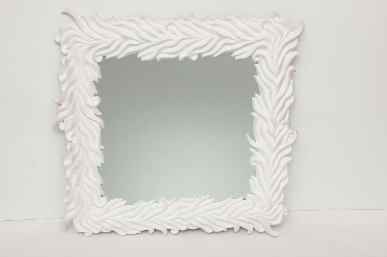 Polyester Marc Bankowsky, Mirror, France, 2006  For Sale