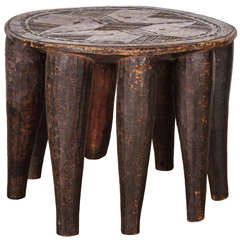 African Elephant Stool