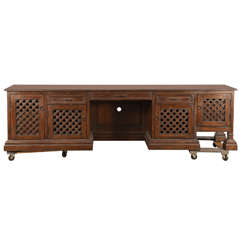 Moroccan Handcrafted Decorative Furniture