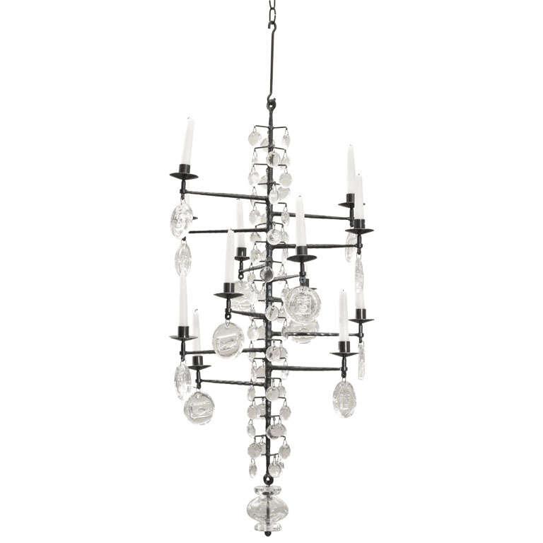 Erik hoglund chandeliercandelabra at 1stdibs erik hoglund chandeliercandelabra for sale mozeypictures Image collections