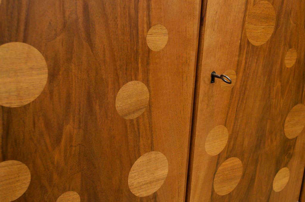 Edvard and Tove Kindt-Larsen Walnut Bar Cabinet 2
