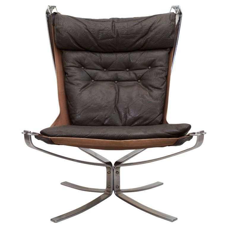 Falcon Lounge Chair For Sale At 1stdibs