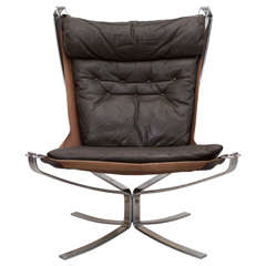 Sigurd Resell - Falcon Lounge Chair
