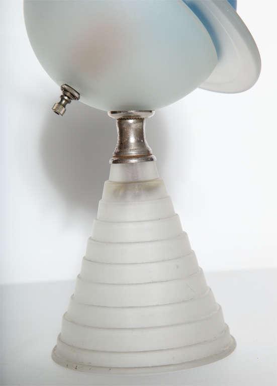 1939 World S Fair Quot Saturn Quot Lamp At 1stdibs