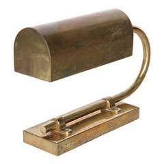 Brass Ralph Lauren Desk Lamp
